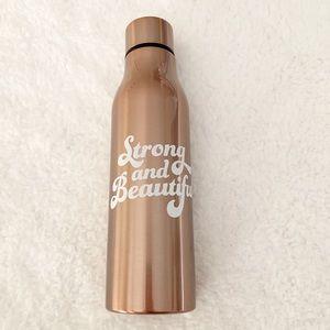 NWOT Bronze Copper Stainless steel Water Bottle
